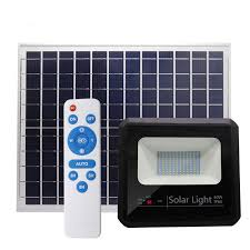 <b>solar</b> led flood light 60w KEOU LED Lighting Factory