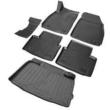 Комплект <b>ковриков</b> салона и <b>багажника</b> Rival для Opel Insignia I ...