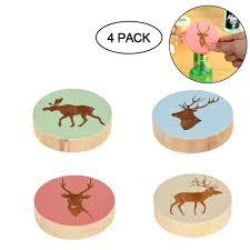 <b>Multifunction Wooden</b> Elk Beer Bottle Opener Fridge Sticker Gift For ...