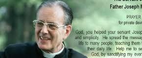 A principios de este mes se ha iniciado en Boston y Madrid la causa de canonización de José Luis Múzquiz ... - muzquiz_10-06-11