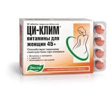 БАД Эвалар <b>Ци</b>-<b>Клим витамины для женщин</b> 45+ | Отзывы ...