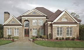 Westover House Plans   Home Plans By Archival DesignsWestover house plan   exterior