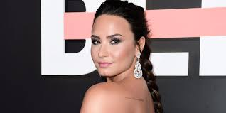 <b>Demi Lovato</b> posted photos of her cellulite on her Instagram story ...