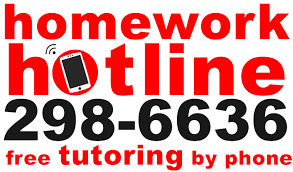 Homework helpline numbers   Dissertation statistical service help Homework Hotline Live   HHL  is kicking off a new fall season on Wednesday   Sept      to help students in kindergarten through   th grade by offering  free