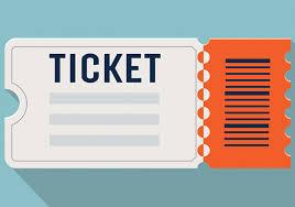 Raffle Tickets/Books - Documedia Raffle Ticket