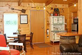 Vintage Farmhouse Kitchen Decor The Cozy Old Farmhouse Cutest Junkiest Vintage Cabinever