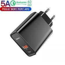 Сетевое <b>зарядное устройство Baseus</b> Speed <b>PPS</b> Quick Charger ...