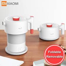Электрический <b>чайник Xiaomi Deerma</b>, портативная чашка для ...