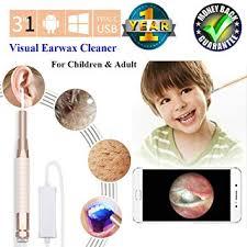 prostormer wifi ear cleaning endoscope hd visual spoon 5 5mm mini camera android pc pick otoscope borescope tool 30