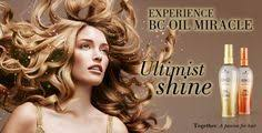 <b>Schwarzkopf Professional BC hairtherapy</b> Oil Miracle Oil Mist Banner.