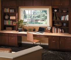 casual office cabinets by homecrest cabinetry casual office cabinets