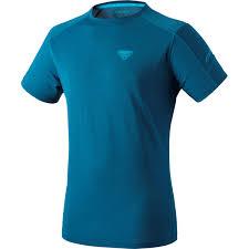 <b>Футболка Dynafit</b> Transalper S/S Tee Men мужская синяя - купить ...