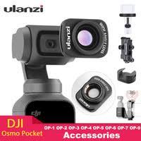 <b>Ulanzi Magnetic Large Wide-Angle</b> Lens for DJI Osmo Pocket,Osmo ...