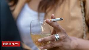How many cigarettes in a <b>bottle</b> of <b>wine</b>? - BBC News