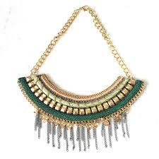 <b>Modern Cleopatra</b> Necklace – Zazen Boutique