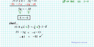 solving multi step equations college algebra practice 2 1 solving multi step equations college algebra 2practice worksheet maths gotserved