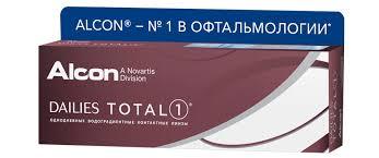 Купить <b>контактные линзы Dailies</b> Total 1 (30 линз) по выгодным ...