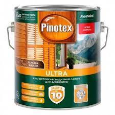 <b>Лазурь влагостойкая</b> PINOTEX-ULTRA д/дер. орегон 2,7л   Купить ...