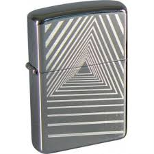 <b>Зажигалка Zippo Geometric</b> 272 на ZIPPO-RUSSIA.RU