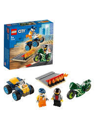 <b>Конструктор LEGO City</b> Nitro Wheels 60255 <b>Команда</b> каскадёров ...