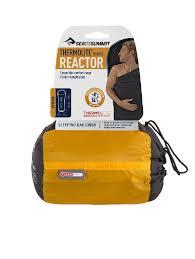 <b>Вкладыш Sea To Summit Reactor</b> - Thermolite® Mummy Liner ...