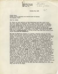 tennessee williams cultural compass letter
