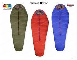 <b>Спальный мешок Trimm Battle</b> - купить, цена, отзывы
