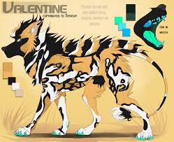 valentine character reference sheet by tiffashy on valentine character reference sheet by tiffashy