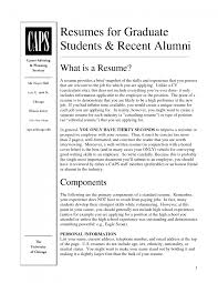 your resume stand out examples easy ways write college your resume stand out examples cover letter grad school resume example graduate cover letter graduate