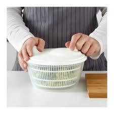 <b>ТУКИГ Сушилка</b> для салата - белый   Салаты