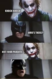 This Time The Joker Went Too Far - Funny Images and Memes To Fill ... via Relatably.com