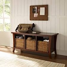 STORAGE BENCHES - Crosley Furniture