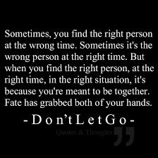 Wrong Time Quotes. QuotesGram via Relatably.com