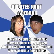 Updates jOINt facebook Comments form conversation between couple ... via Relatably.com