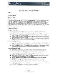 best photos of employee job description sample resume sample job description template