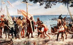 Stone-age <b>Europeans</b> 'were the first to set foot on North <b>America</b> ...
