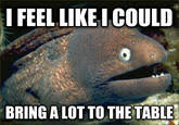 Bad Joke Eel | Know Your Meme via Relatably.com