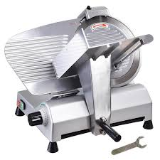 """12"""" <b>Commercial Electric Meat Slicer</b> Kitchen Butcher Equipment ..."""