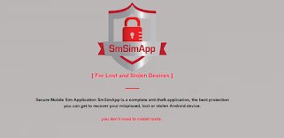 SmSimApp <b>Anti Theft</b> - Apps on Google Play