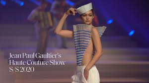<b>Jean Paul Gaultier's</b> Final Couture Show - YouTube