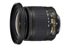 <b>Объектив Nikon AF-P DX</b> Nikkor 10-20mm f/4.5-5.6G VR купить в ...