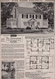 Foursquare Classic   Hewitt Lea Funck Co    Seattle   s    Colonial Revival   Sears Kit House   Classic side gable   sun room