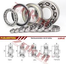 <b>ZOKOL</b> 6200RS Z1 <b>bearing</b> 6200 <b>2RS</b> Z1 Z3V3 6200ZZ S6200ZZ ...