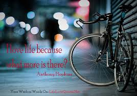 I Love Life because what more is there? | Useful Quotes about Life ... via Relatably.com