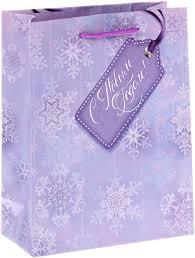 """<b>Пакет подарочный</b> Sima-land """"Снежинки"""", 18 х <b>23 х 8 см</b> — купить ..."""