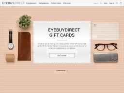 Eye Buy Direct | Gift Card Balance Check | Balance Enquiry, Links ...