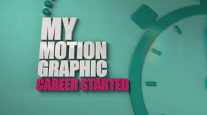 motion graphic cv curriculum