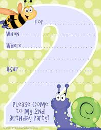 nd birthday invitation card template printable birthday templates invitation word excel pdf