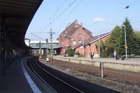 Hamburg-Harburg Railway Station
