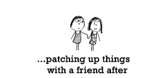 FUNNY QUOTES ABOUT BEST FRIENDS FIGHTING image quotes at relatably.com via Relatably.com